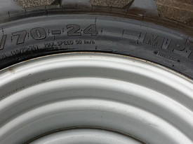 Merlo Telehandler Spare Wheels - picture2' - Click to enlarge