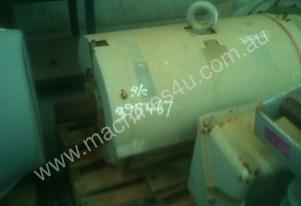 150kw 6 Pole 415v Toshiba AC Electric Motor