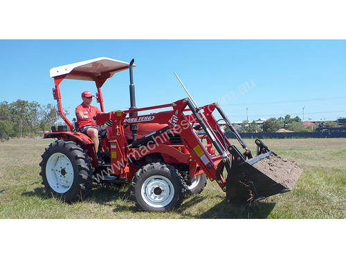 Dongfeng ZB35 - Australia�s cheapest NEW 35HP trac