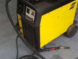 ESAB MIG Welder - great condition - picture0' - Click to enlarge