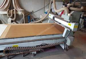 CNC Router - Vacuum Bed