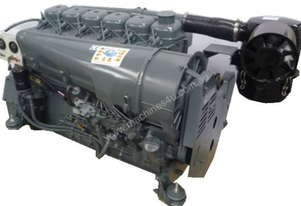 BRAND NEW 100HP 6 CYL AIR COOLED DIESEL ENG