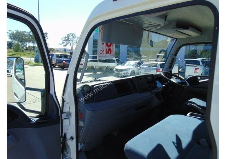 Fuso Canter Cab chassis Truck