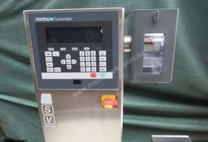 Combo Checkweigher/Metal Detector with Arm Reject