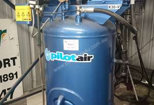 Pilot/ Ross Vertical Air Compressor