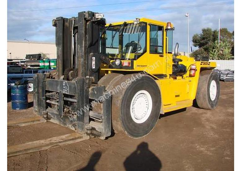 Omega 36CR Container forklift for Hire