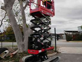 Athena 850 Bi-levelling Tracked Scissor Lift - 7.90m   Now Available at a low 2.99% Fixed Rate* - picture12' - Click to enlarge
