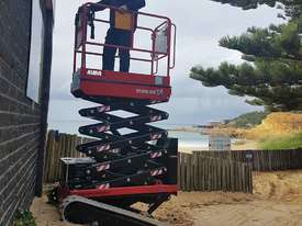 Athena 850 Bi-levelling Tracked Scissor Lift - 7.90m   Now Available at a low 2.99% Fixed Rate* - picture13' - Click to enlarge