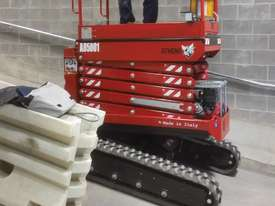 Athena 850 Bi-levelling Tracked Scissor Lift - 7.90m   Now Available at a low 2.99% Fixed Rate* - picture8' - Click to enlarge
