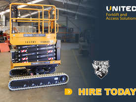 Athena 850 Bi-levelling Tracked Scissor Lift - 7.90m   Now Available at a low 2.99% Fixed Rate* - picture17' - Click to enlarge