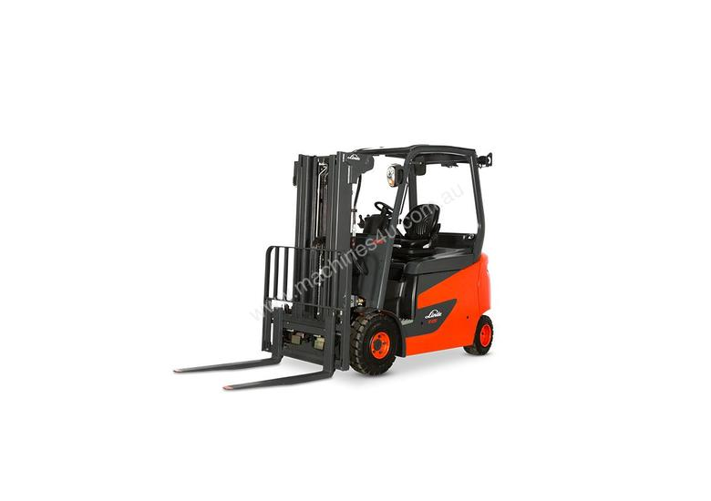 Linde Series 1276 E25-E35 Electric Forklifts