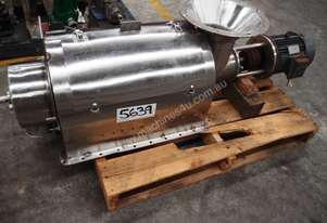 Rotary Sifter, 250mm Dia x 550mm L