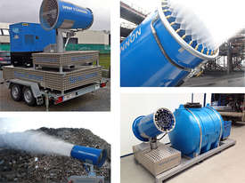 MB DUSTCONTROL SC90 SPRAY CANNON - RENT-TRY-BUY  - picture2' - Click to enlarge
