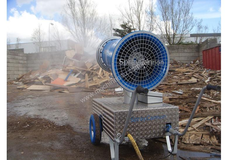 MB DUSTCONTROL SC90 SPRAY CANNON - RENT-TRY-BUY
