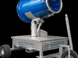 MB DUSTCONTROL SC90 SPRAY CANNON - RENT-TRY-BUY  - picture12' - Click to enlarge