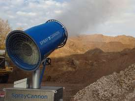 MB DUSTCONTROL SC90 SPRAY CANNON - RENT-TRY-BUY  - picture0' - Click to enlarge