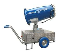 MB DUSTCONTROL SC90 SPRAY CANNON - RENT-TRY-BUY  - picture18' - Click to enlarge