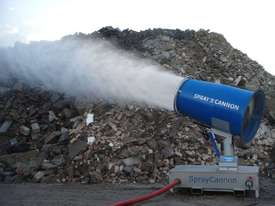 MB DUSTCONTROL SC90 SPRAY CANNON - picture16' - Click to enlarge