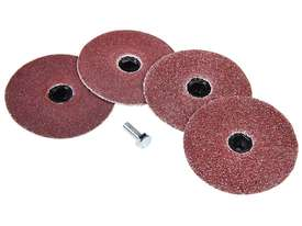 Arbortech 4 x Assorted grits Mini Sanders - picture2' - Click to enlarge