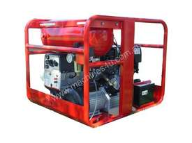 Genelite 7kVA 3 in 1 Welder Generator Workstation, powered by Honda - picture3' - Click to enlarge
