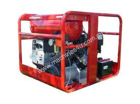 Genelite 7kVA 3 in 1 Welder Generator Workstation, powered by Honda - picture15' - Click to enlarge