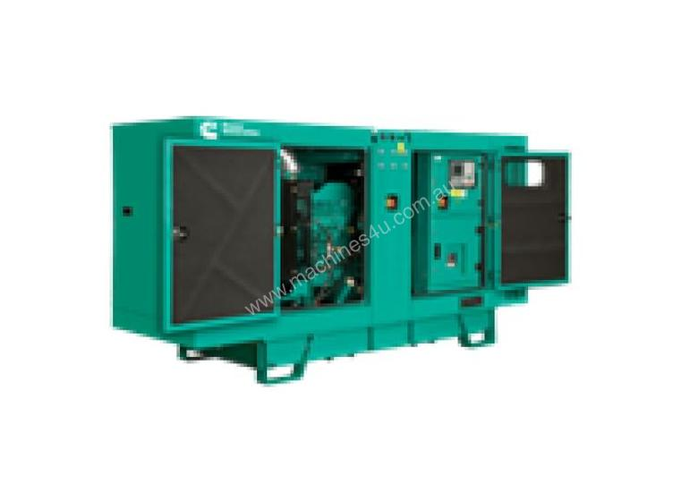 Cummins 170kva Three Phase CPG Diesel Generator