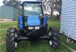 New Holland   TL80 CAB TRACTOR