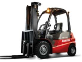 NEW 2.5T LPG MANITOU, 4700MM CONTAINER MAST.  OWN IT FROM $19.50 + GST PER DAY - picture2' - Click to enlarge