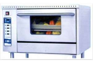 Goldstein Electric Convection Oven with Electric Control
