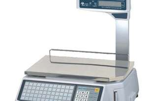 Acom NS-15 Nets Label and Receipt Scale