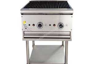 Trueheat 2 Burner BBQ Chargrill B60