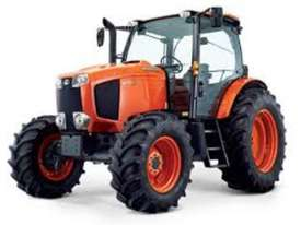 Kubota Tractor M110GX - picture0' - Click to enlarge