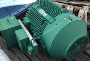 150 kw 200 hp 6 pole 415 volt AC Electric Motor