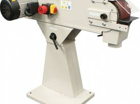 Industrial Build 150mm Belt Linisher - Tilting - picture0' - Click to enlarge