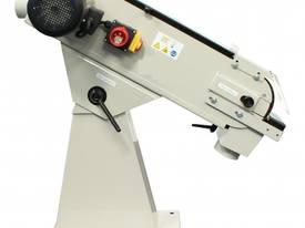 Industrial Build 150mm Belt Linisher - Tilting - picture2' - Click to enlarge
