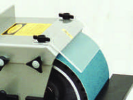 Industrial Build 150mm Belt Linisher - Tilting - picture7' - Click to enlarge