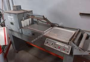 beseler shrink wrapping system machine