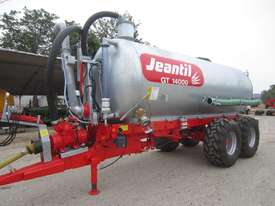 2018 JEANTIL GT 14000 SLURRY TANKER (14000L) - picture4' - Click to enlarge