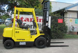 Hyster 2.5 ton LPG Used Forklift