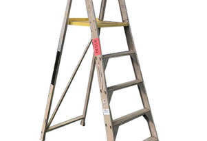 Bailey Aluminium Platform Ladder 1.43 Meter Industrial Stock Picking