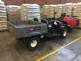 Toro Workman Utility Vehicle - picture0' - Click to enlarge