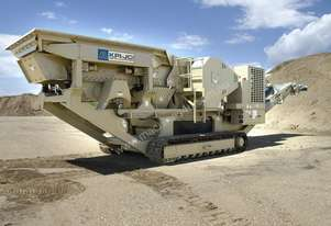 ASTEC FT2650 TRACKED JAW CRUSHER