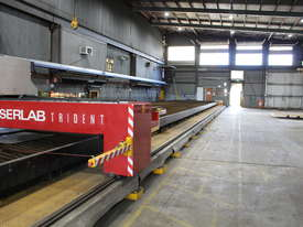 2nd Hand Farley LaserLab Trident Plasma & Drilling Machine - picture2' - Click to enlarge