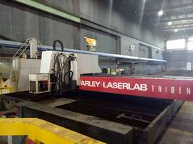 2nd Hand Farley LaserLab Trident Plasma & Drilling Machine - picture4' - Click to enlarge