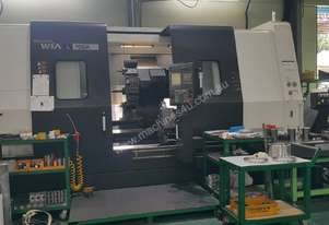 Hyundai-WIA L700A CNC Lathe. Very low hours, 2015 model in