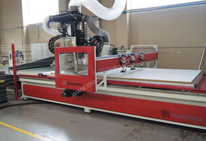 PRE-OWNED WOODTRON CNC NESTING CELL