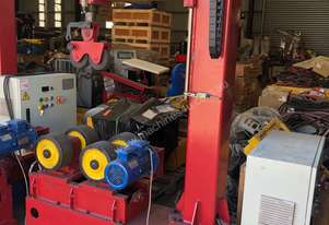 Used 5 Ton Clamping Compact Rotator