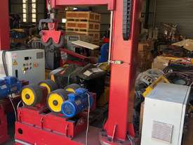 Used 5 Ton Clamping Compact Rotator - picture0' - Click to enlarge