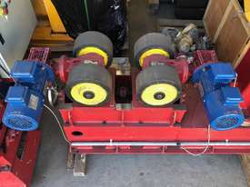 Used 5 Ton Clamping Compact Rotator - picture2' - Click to enlarge