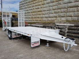 9 Ton ATM Tag Trailer WHITE ATTTAG - picture0' - Click to enlarge